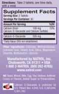 Calcium D-Glucarate 60 Tabs.