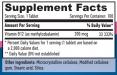 Methyl B-12 / 200mcg / 100 Tabs.