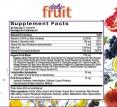 JuiceFestiv Daily Fruit / 120 Caps.