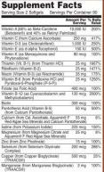 ADAM™ Superior Mens Multiple / Vitamin 180 Softgels.