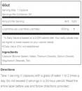 Platinum 100% L-Carnitine / 60 Caps