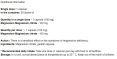 Magnesium Citrate 100mg / 30 Caps