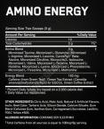 Amino Energy TRIAL SIZE - 10 serv. / 90 gr.