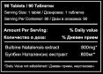 Bulbine Natalensis / 90 Tabs