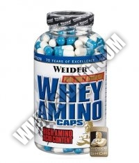 WEIDER Whey Aminos 280 Caps.