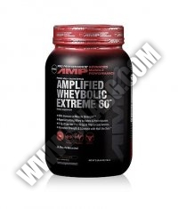 GNC Amplified Wheybolic Extreme 60 / 3 lbs.