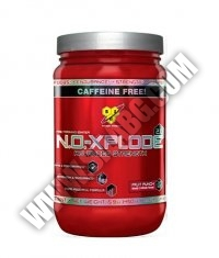 BSN Advanced Strenght N.O.-Xplode ™ 2.0 Caffeine Free /20 Servings/