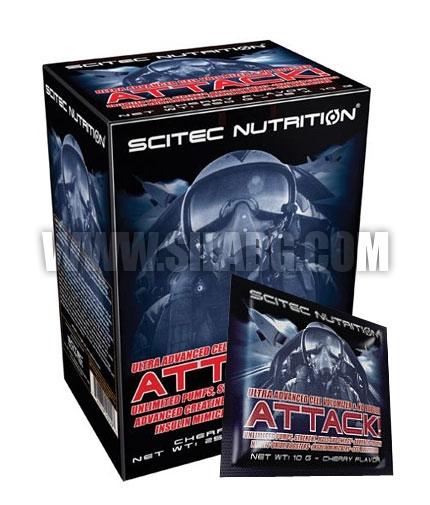 SCITEC Attack 25 Packs