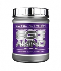 SCITEC Egg Amino 250 Caps.