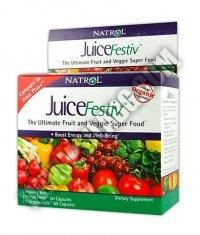 NATROL JuiceFestiv 2x60 Caps.
