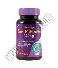 NATROL Saw Palmetto 160mg. / 30 Softgels