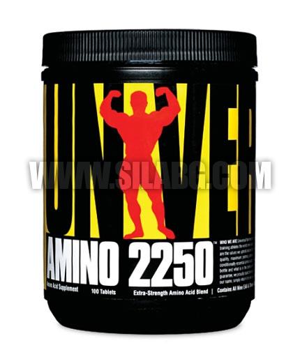 UNIVERSAL Amino 2250 / 100 Tabs.