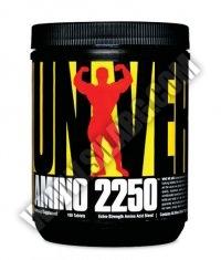 UNIVERSAL Amino 2250 / 180 Tabs.