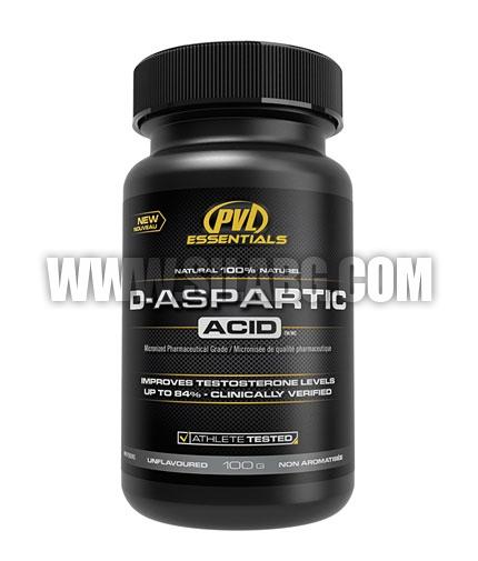 PVL D-Aspartic Acid 186g.