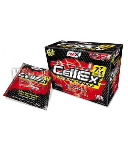AMIX CellEx ® Unlimited Satchets 20 Packs
