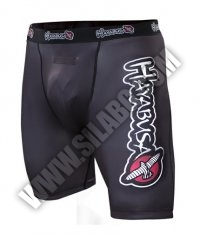 HAYABUSA FIGHTWEAR Haburi Compression Shorts /Black/