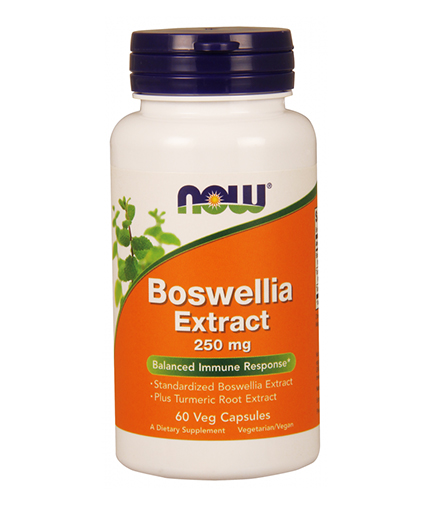 NOW Boswellia Extract 60 VCaps.