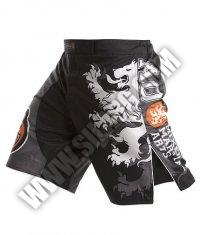 HAYABUSA FIGHTWEAR Alistair Overeem Signature Fight Shorts /Black/