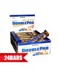 WEIDER Double Pro Bar 24 x 100g.