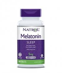 NATROL Melatonin Time Release 5mg. / 100 Tabs.