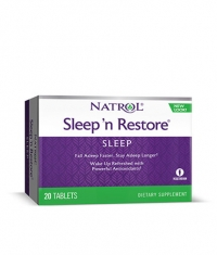 NATROL Sleep 'N Restore ® 20 Tabs.