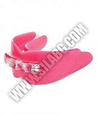 EVERLAST Double Guard Mouth Guard /Pink/
