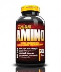 MUTANT Amino 300 Tabs.