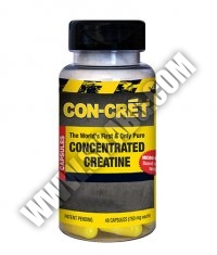 PROMERA Con-Cret Concentrated Creatine 48 Caps.