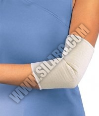 MUELLER Elastic Elbow Support /Beige/