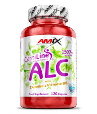 AMIX ALC /with Taurin & Vitamine B6/ 120 Caps.