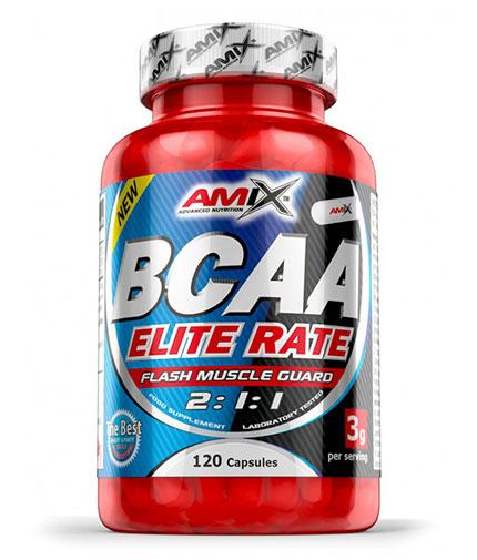 AMIX *** Elite Rate 120 Caps.
