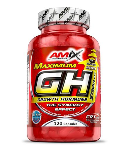 AMIX Maximum GH Stimulant 120 Caps.