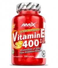 AMIX Vitamin E 400 IU / 100 Softgels