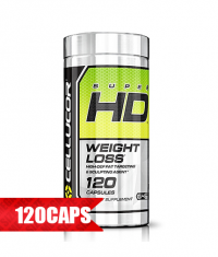 CELLUCOR Super HD 120 Caps.