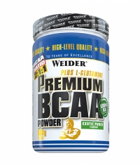 WEIDER Premium *** Powder 500g.