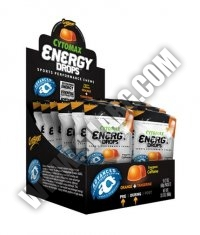 CYTOSPORT Cytomax Energy Drops / 12 Packs.