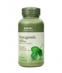 GNC Fenugreek 100 Caps.