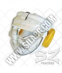 SZ FIGHTERS Boxing Helmet With Protector