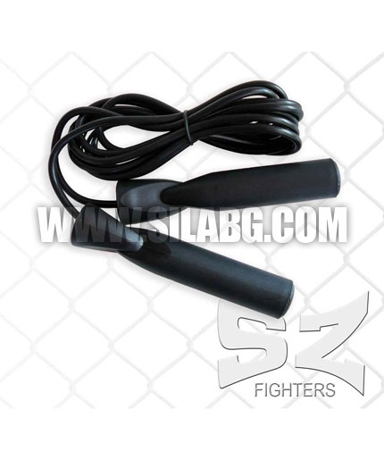 SZ FIGHTERS Jump Rope With Plastic Handles