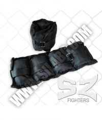 SZ FIGHTERS Weights For Arms & Legs 2 x 1kg.