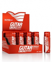 NUTREND Gutar Energy Shot / 20x60ml