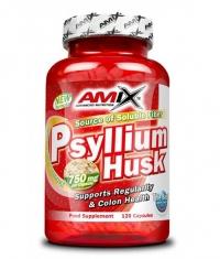 AMIX Psyllium Husk 1500mg. / 120 Caps.