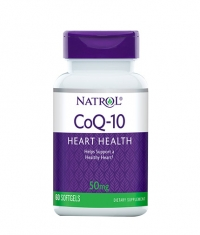 NATROL CoQ-10 / 50mg. / 60 Softgels