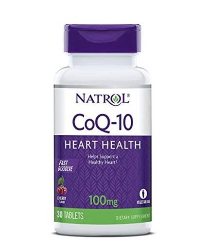 NATROL CoQ-10 / 100mg. / 30 Softgels