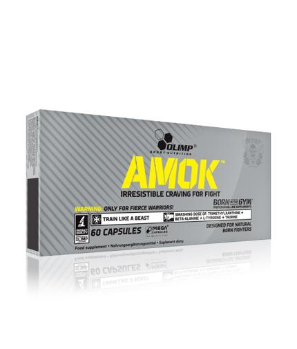 OLIMP Amok 60 Caps.