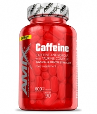 AMIX Caffeine with Taurine 90 caps.