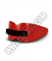 EVERLAST Double Guard Mouth Guard /Red/