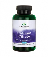 SWANSON Calcium Citrate 200mg. / 60 Caps.