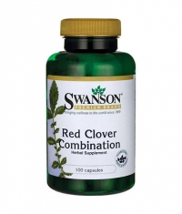 SWANSON Red Clover Combination 100 Caps.