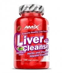 AMIX Liver Cleanse / 100 Caps